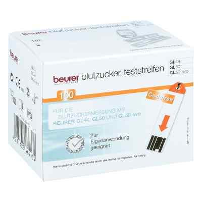 Beurer Gl44/gl50 Blutzucker-teststreifen  bei juvalis.de bestellen