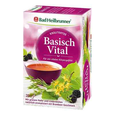 Bad Heilbrunner Kräutertee Basisch Vital  bei juvalis.de bestellen