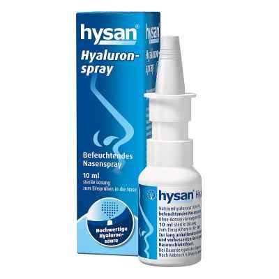 Hysan Hyaluronspray  bei juvalis.de bestellen