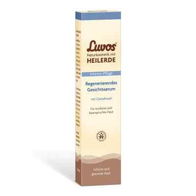 Luvos Naturkosmetik Gesichtsserum Intensivpflege  bei juvalis.de bestellen