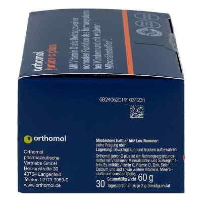 Orthomol Junior C plus Granulat  bei juvalis.de bestellen
