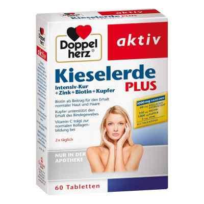 Doppelherz Kieselerde Plus Int.kur+zi.+bio.+cal.t.  bei juvalis.de bestellen