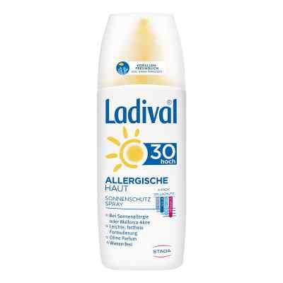 Ladival allergische Haut Spray Lsf 30  bei juvalis.de bestellen