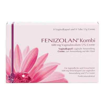 Fenizolan Kombi 600 mg Vaginalovulum+2% Creme  bei juvalis.de bestellen