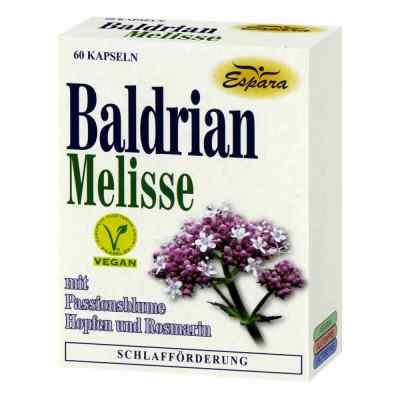 Baldrian Melisse Kapseln  bei juvalis.de bestellen