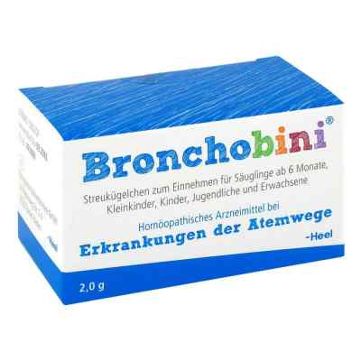 Bronchobini Globuli  bei juvalis.de bestellen