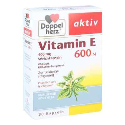 Doppelherz Vitamin E 600 N Weichkapseln  bei juvalis.de bestellen
