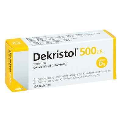 Dekristol 500 I.e. Tabletten  bei juvalis.de bestellen