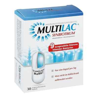 Multilac Synbiotikum magensaftresistente Kapseln  bei juvalis.de bestellen