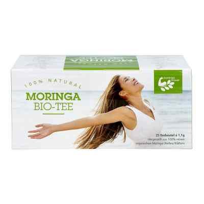 Moringa Bio Teebeutel  bei juvalis.de bestellen
