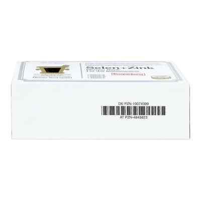 Selen+zink Pharma Nord Dragees  bei juvalis.de bestellen