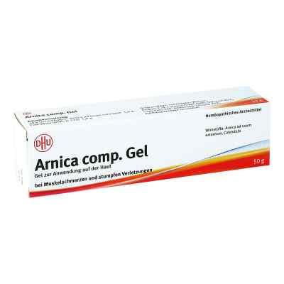 Arnica Comp.gel  bei juvalis.de bestellen