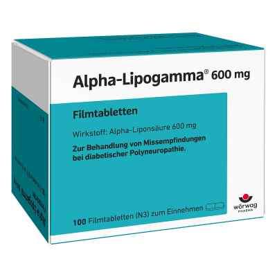 Alpha-Lipogamma 600mg  bei juvalis.de bestellen