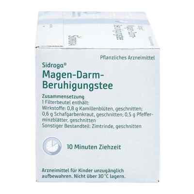 Sidroga Magen-darm-beruhigungstee Filterbeutel  bei juvalis.de bestellen