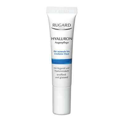 Rugard Hyaluron Augenpflege  bei juvalis.de bestellen
