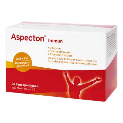 Aspecton Immun Trinkampullen  bei juvalis.de bestellen