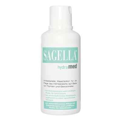 Sagella hydramed Intimwaschlotion  bei juvalis.de bestellen