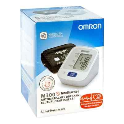 Omron M300 Oberarm Blutdruckmessgerät Hem-7121-d  bei juvalis.de bestellen