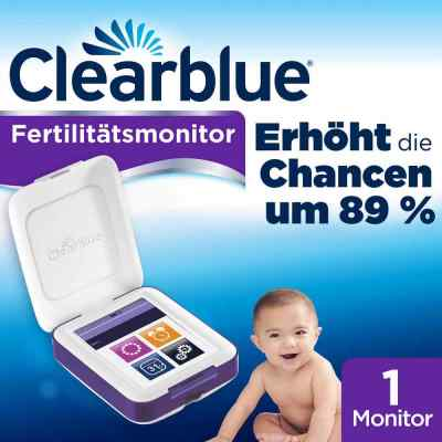 Clearblue Advanced Fertilitätsmonitor  bei juvalis.de bestellen