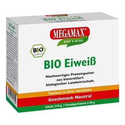 Bio Eiweiss Neutral Megamax Pulver  bei juvalis.de bestellen