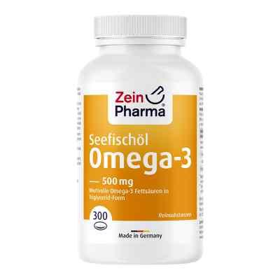Omega 3 500 mg Caps  bei juvalis.de bestellen