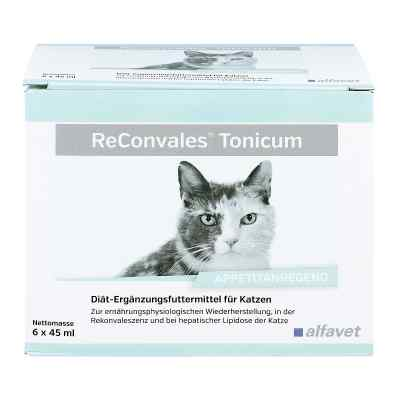 Reconvales Tonicum für Katzen  bei juvalis.de bestellen