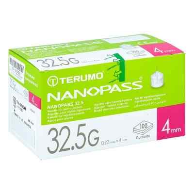 Nanopass 32,5 Pen Kanüle 32,5g 0,22x4mm  bei juvalis.de bestellen