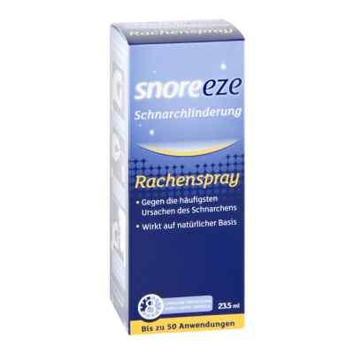 Snoreeze Schnarchlinderung Rachenspray  bei juvalis.de bestellen