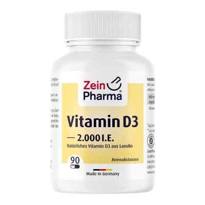 Vitamin D3 2.000 I.e. Kapseln  bei juvalis.de bestellen
