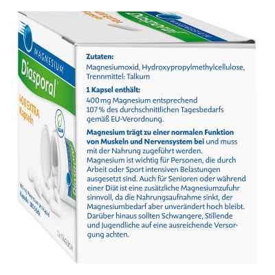 Magnesium Diasporal 400 Extra Kapseln  bei juvalis.de bestellen