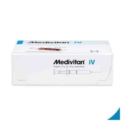 Medivitan iV Injektionslösung in Zweikammerspritze  bei juvalis.de bestellen