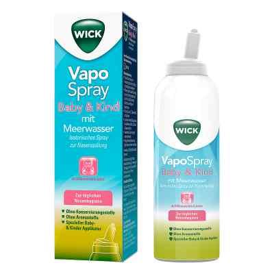 Wick Vapospray zur Nasenspülung für Kinder  bei juvalis.de bestellen