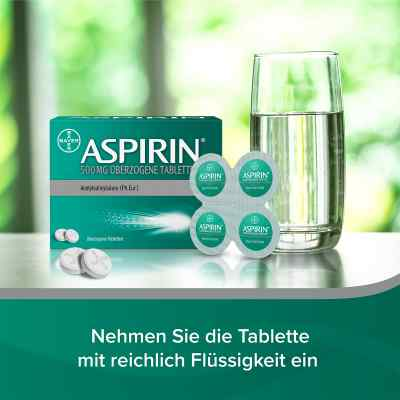 Aspirin 500mg  bei juvalis.de bestellen