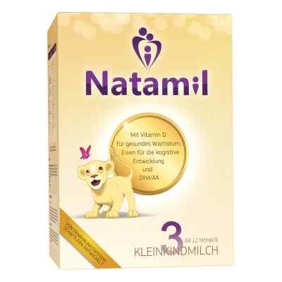Natamil 3 Folgemilch Pulver  bei juvalis.de bestellen