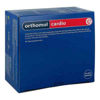 Orthomol Cardio Tabletten + Kapseln  bei juvalis.de bestellen