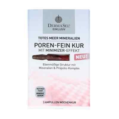 Dermasel Ampullen-kur Poren-fein Exklusiv  bei juvalis.de bestellen