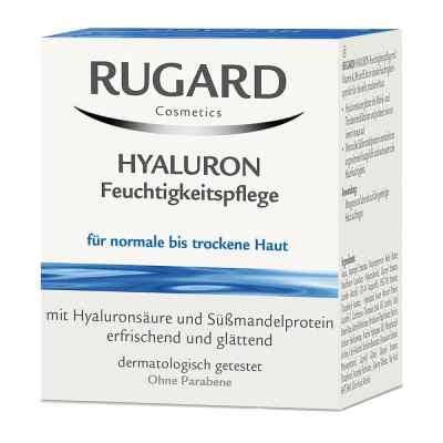Rugard Hyaluron Feuchtigkeitspflege  bei juvalis.de bestellen