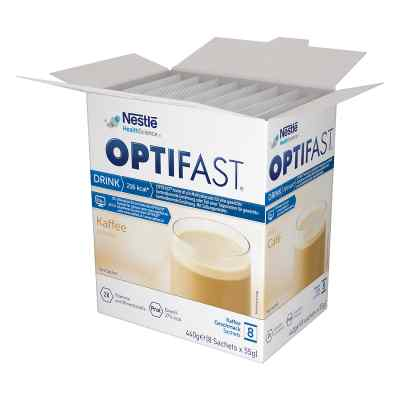 Optifast home Drink Kaffee Pulver  bei juvalis.de bestellen