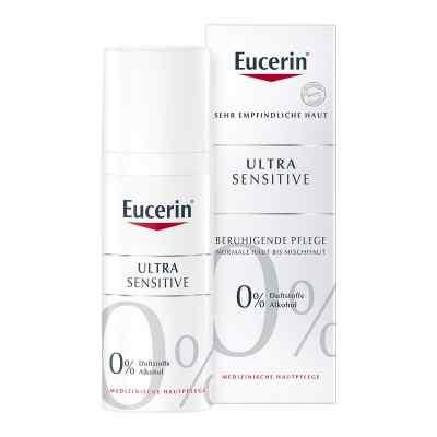 Eucerin Seh Ultrasensitive für normale bis Mischhaut  bei juvalis.de bestellen