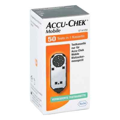 Accu Chek Mobile Testkassette  bei juvalis.de bestellen