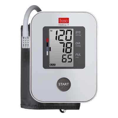 Boso medicus X vollautomat.Blutdruckmessgerät  bei juvalis.de bestellen