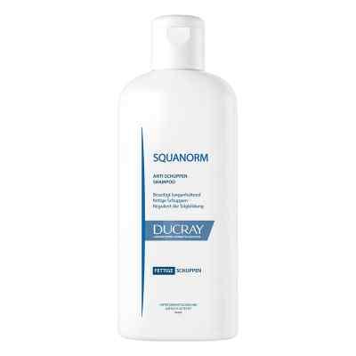 Ducray Squanorm fettige Schuppen Shampoo  bei juvalis.de bestellen