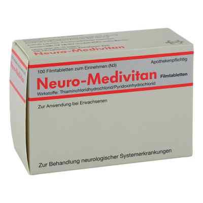 Neuro Medivitan Filmtabletten  bei juvalis.de bestellen