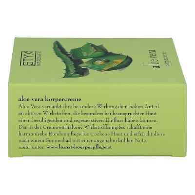 Aloe Vera Körpercreme  bei juvalis.de bestellen
