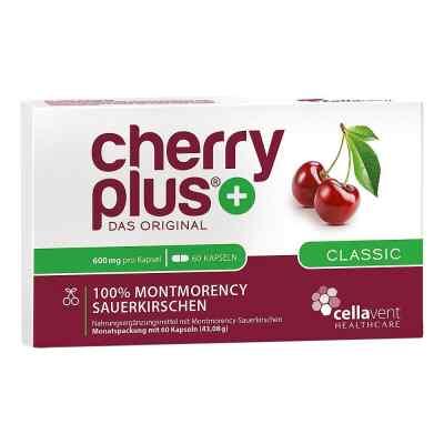 Cherryplus Montmorency Sauerkirschpulver Kapseln  bei juvalis.de bestellen