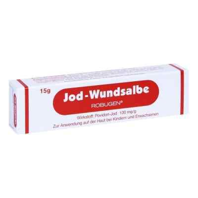 Jod-wundsalbe Robugen  bei juvalis.de bestellen