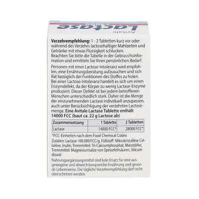 Lactase 14000 Fcc Tabletten im Spender  bei juvalis.de bestellen