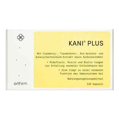 Kani Plus + Kapseln  bei juvalis.de bestellen