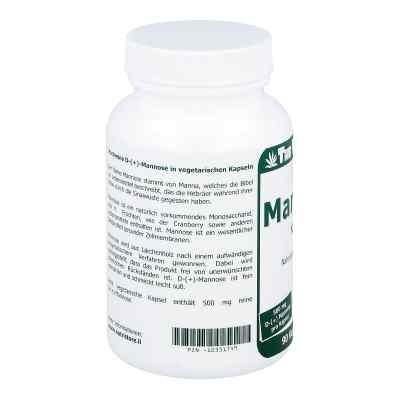 D Mannose 500 mg vegetarische Kapseln  bei juvalis.de bestellen