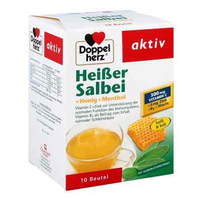 Doppelherz Heisser Salbei+honig+menthol Granulat  bei juvalis.de bestellen